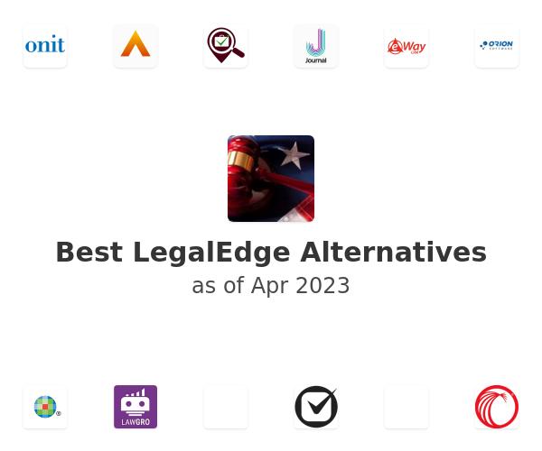 Best LegalEdge Alternatives