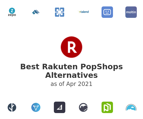 Best Rakuten PopShops Alternatives