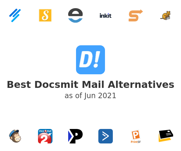 Best Docsmit Mail Alternatives