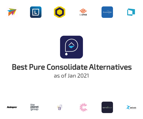 Best Pure Consolidate Alternatives
