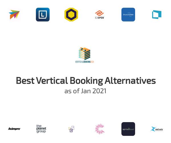 Best Vertical Booking Alternatives