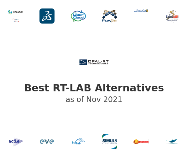 Best RT-LAB Alternatives