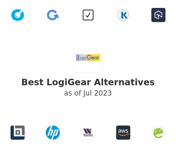 Best LogiGear Alternatives