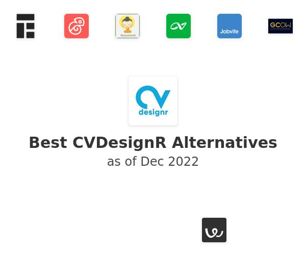 Best CVDesignR Alternatives