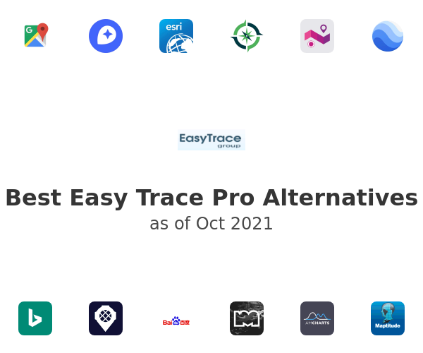 Best Easy Trace Pro Alternatives