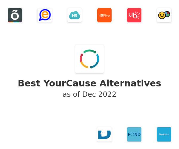 Best YourCause Alternatives