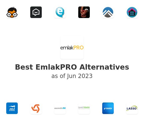 Best EmlakPRO Alternatives