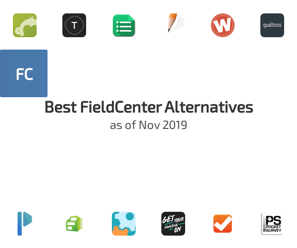 Best FieldCenter Alternatives