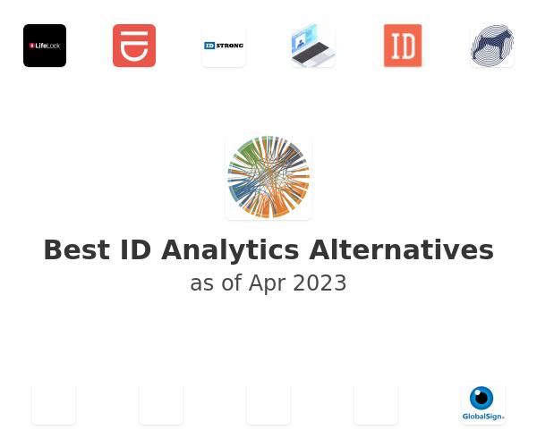 Best ID Analytics Alternatives