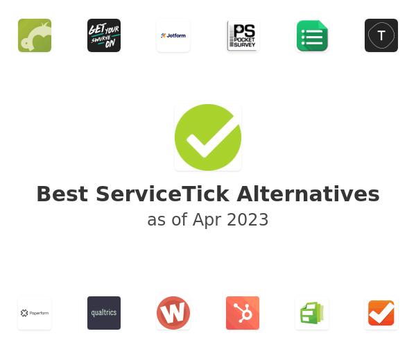 Best ServiceTick Alternatives