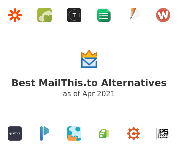 Best MailThis.to Alternatives