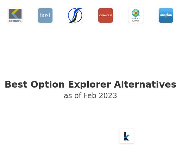 Best Option Explorer Alternatives