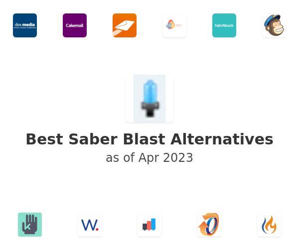 Best Saber Blast Alternatives
