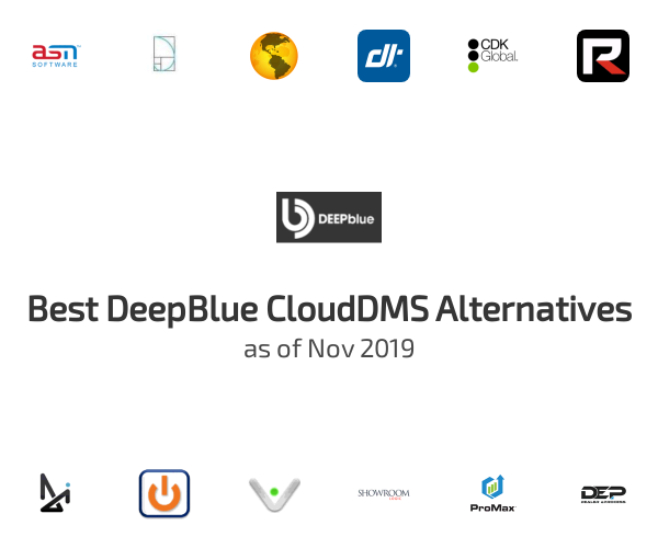 Best DeepBlue CloudDMS Alternatives