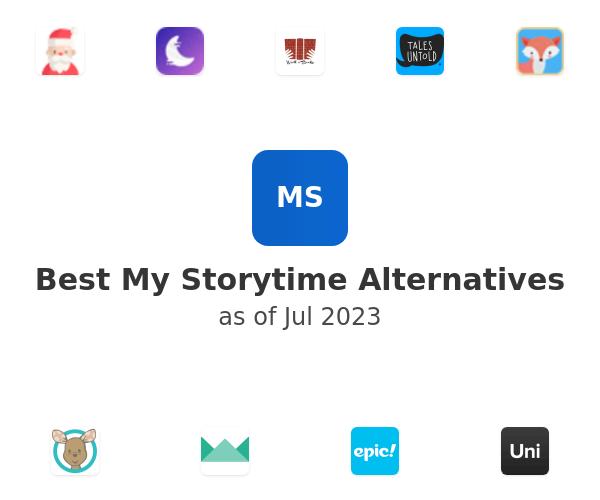 Best My Storytime Alternatives