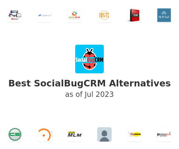 Best SocialBugCRM Alternatives