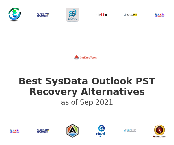 Best SysData Outlook PST Recovery Alternatives