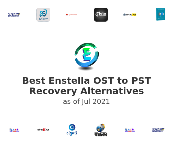 Best Enstella OST to PST Recovery Alternatives