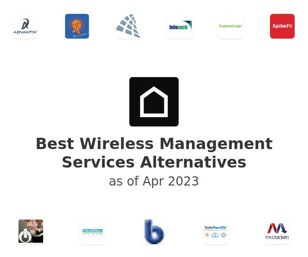 Best Wireless Management Services Alternatives