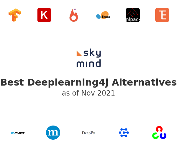 Best Deeplearning4j Alternatives