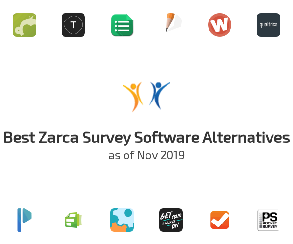 Best Zarca Survey Software Alternatives