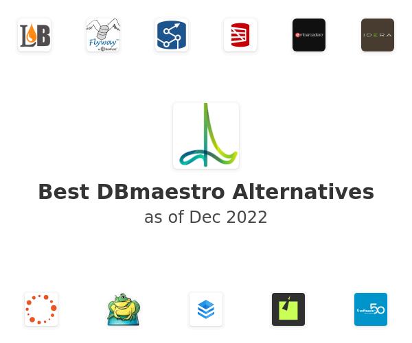 Best DBmaestro Alternatives