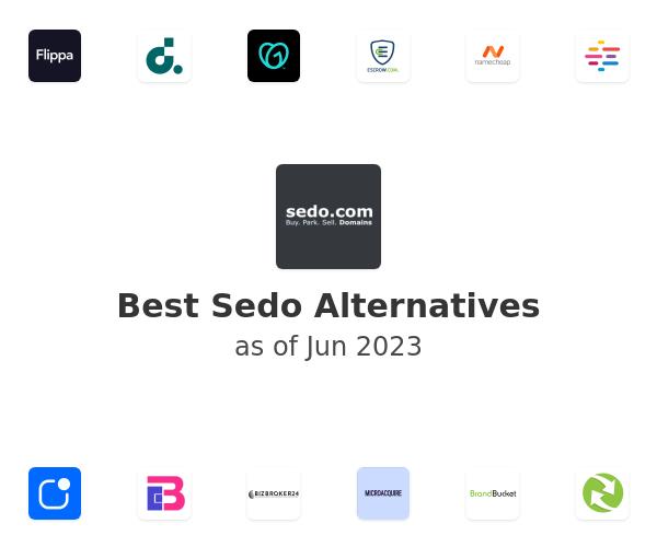 Best Sedo Alternatives