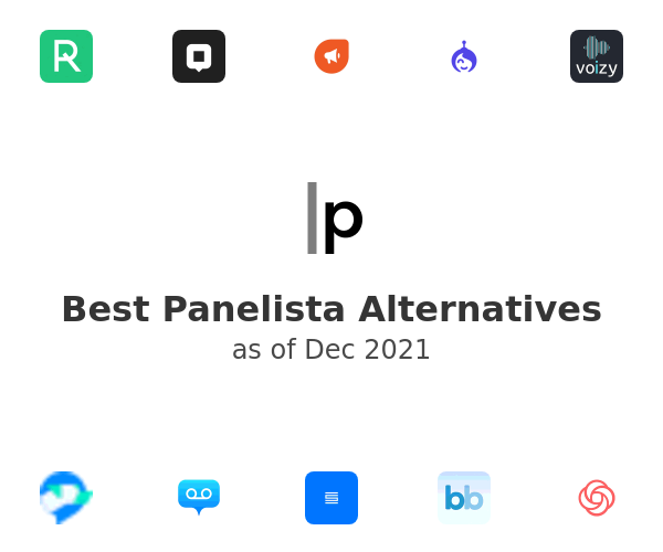Best Panelista Alternatives