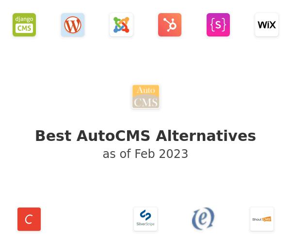 Best AutoCMS Alternatives