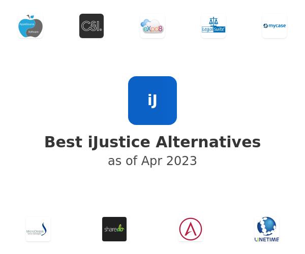 Best iJustice Alternatives