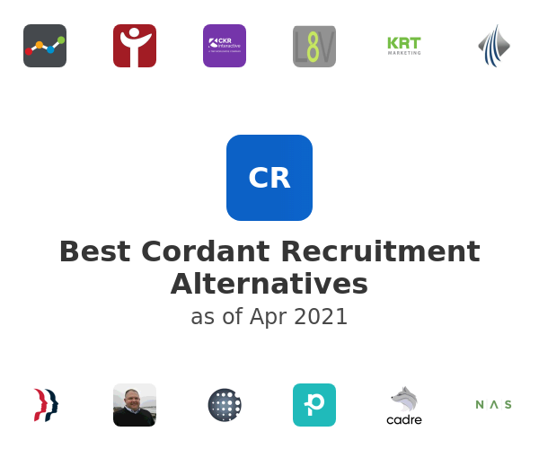 Best Cordant Recruitment Alternatives