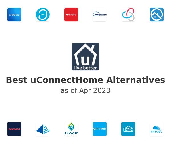 Best uConnectHome Alternatives