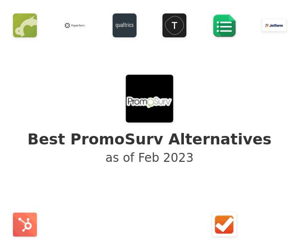 Best PromoSurv Alternatives