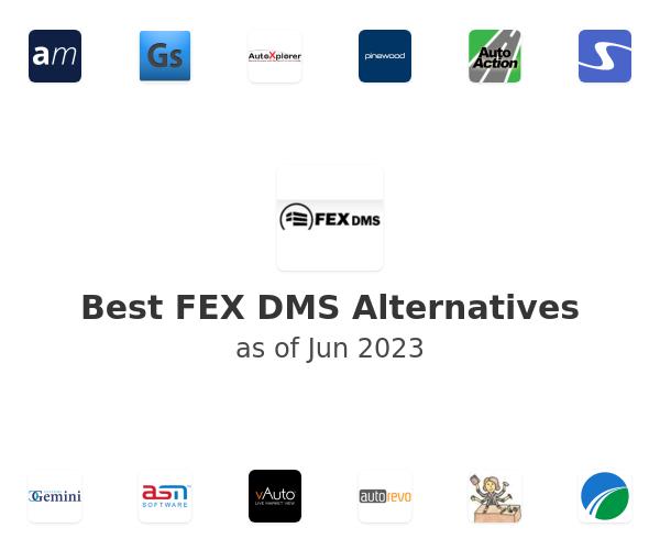 Best FEX DMS Alternatives