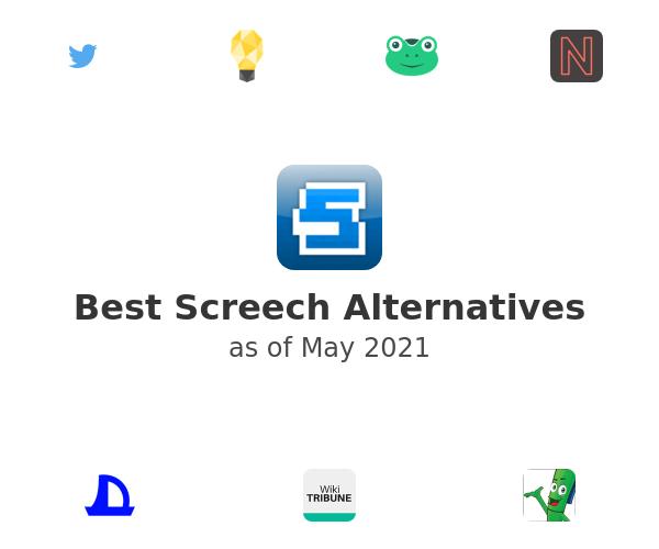 Best Screech Alternatives