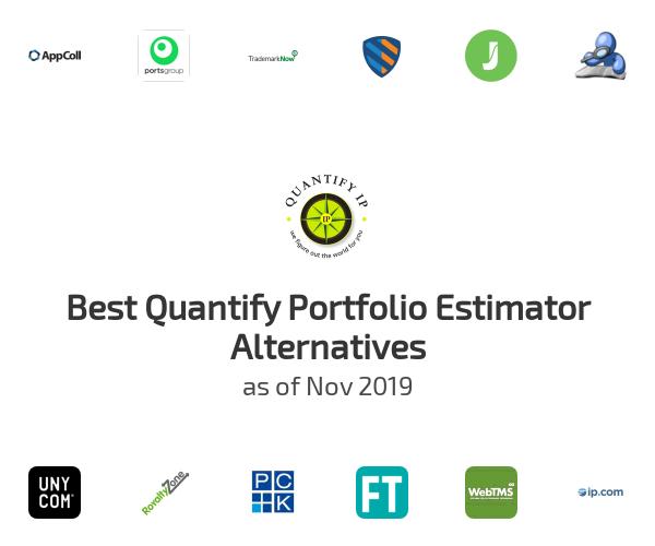 Best Quantify Portfolio Estimator Alternatives