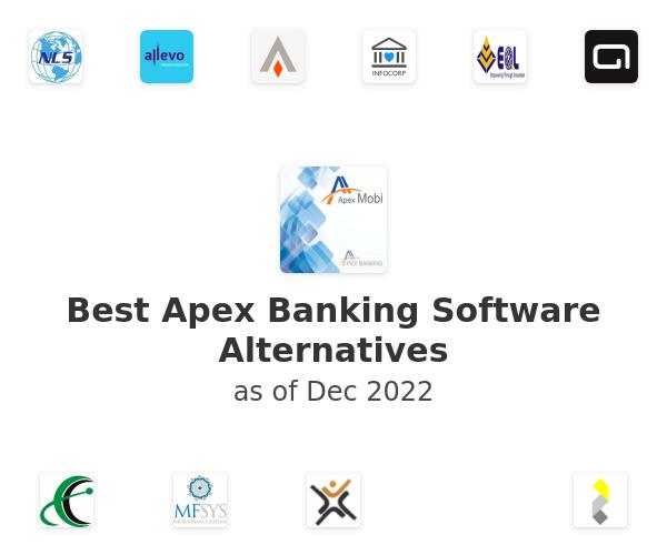 Best Apex Banking Software Alternatives