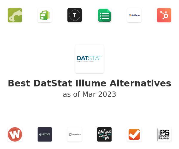 Best DatStat Illume Alternatives