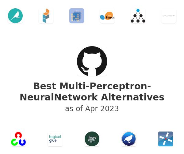Best Multi-Perceptron-NeuralNetwork Alternatives