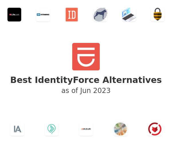 Best IdentityForce Alternatives
