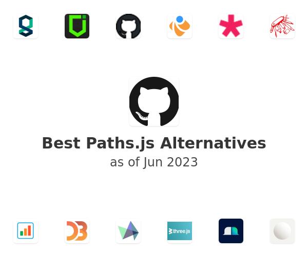 Best Paths.js Alternatives