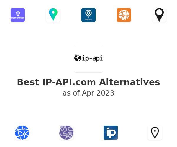 Best IP-API.com Alternatives