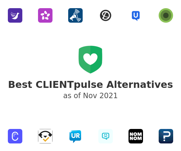 Best CLIENTpulse Alternatives