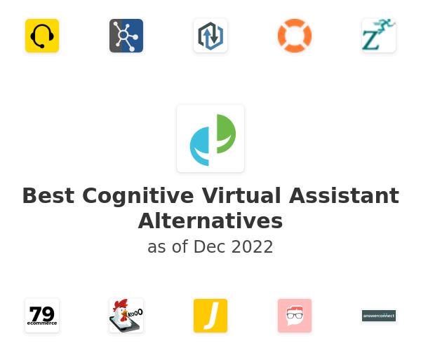Best Cognitive Virtual Assistant Alternatives