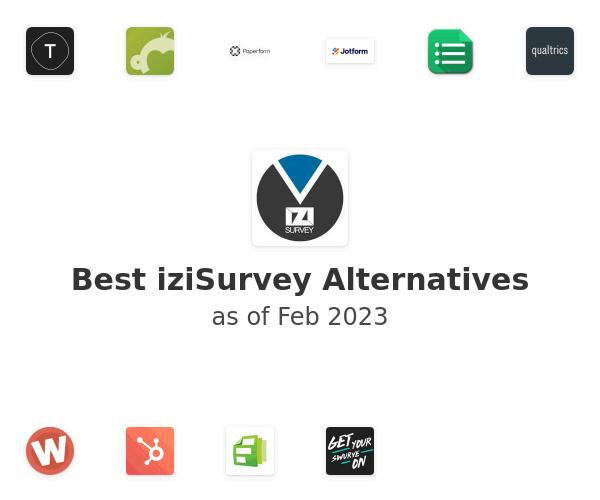 Best iziSurvey Alternatives