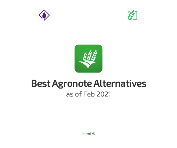 Best Agronote Alternatives