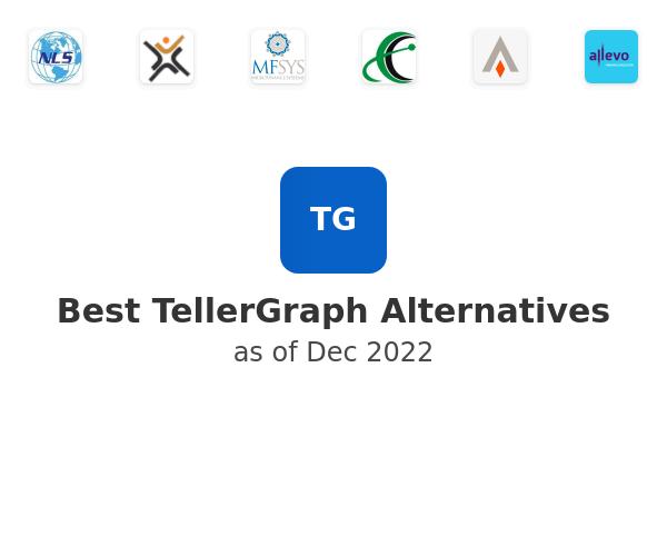 Best TellerGraph Alternatives