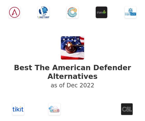 Best The American Defender Alternatives