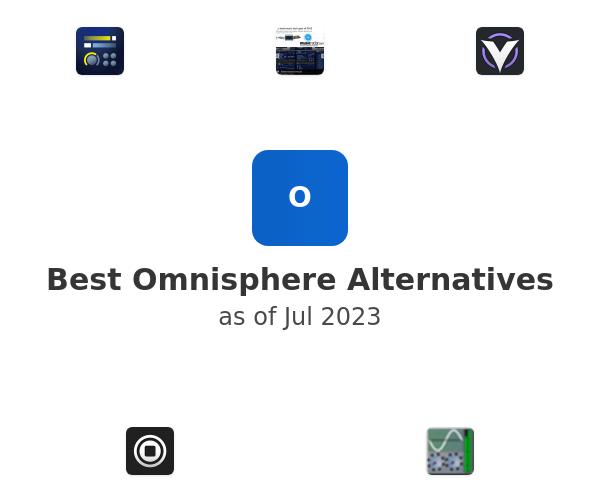 Best Omnisphere Alternatives
