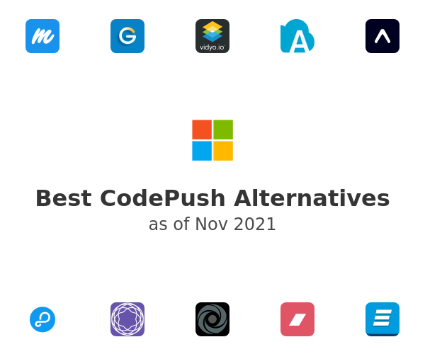 Best CodePush Alternatives